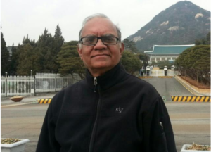 Dr.RaviKumar M